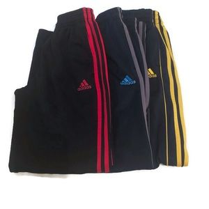 Adidas Sweatpants Bundle, Boys M (10/12)
